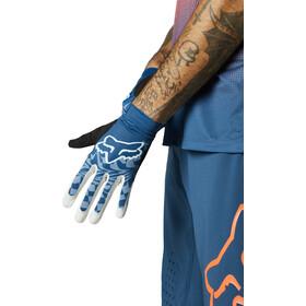 Fox Flexair Foxhead Gloves Men, dark indigo